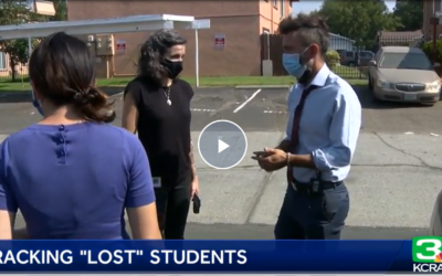 How Sacramento City Unified found 'lost' students during distance learning featuring Principal Nate McGill of Ethel I. Baker and Jennifer Kretschman of SCUSD.